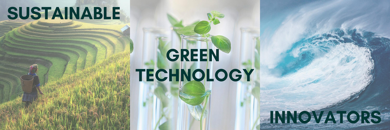 Sustainable Green Technology Innovators